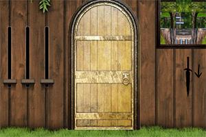 逃离未知的门