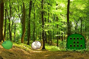 后院森林逃生