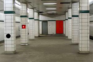 逃出无人诡异地铁