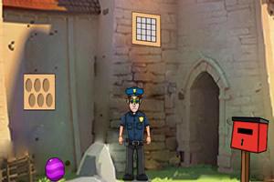 找到警官的钱包