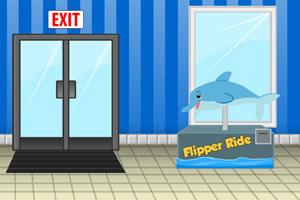 洛克逃离水族馆