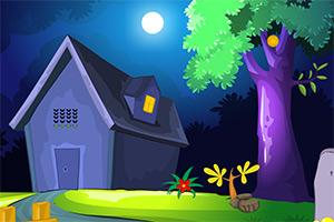 黑夜农舍逃脱