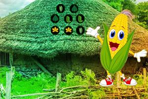 逃离玉米田地