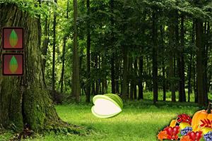 逃离天然果林