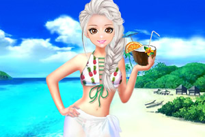 奥莉海滩度假