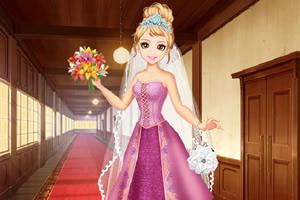 女孩奥莉的婚礼