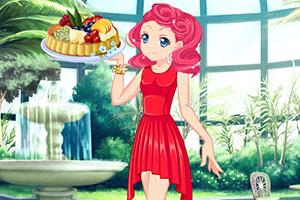 美少女制作香甜派