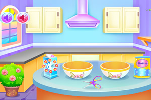 小公主蛋糕制造商