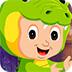 救援穿鳄鱼服的宝宝