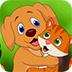 救援可爱的猫和狗