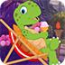 救援惬意的小乌龟