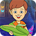 救援玉米男孩