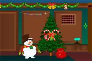 逃出圣诞屋