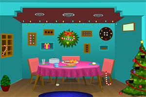 圣诞夜娱乐室逃生