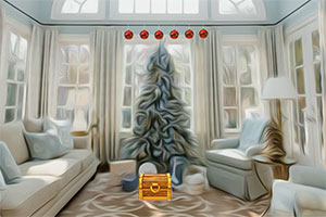 圣诞娱乐小屋逃离