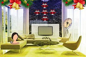圣诞铃铛房逃生