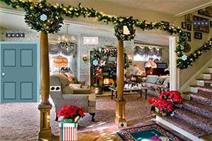 圣诞节室内逃脱
