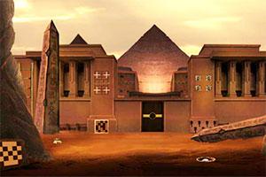 金字塔逃离者