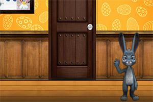 逃离兔兔的家