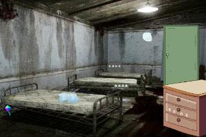 午夜逃出废房间