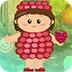 救援草莓小女孩